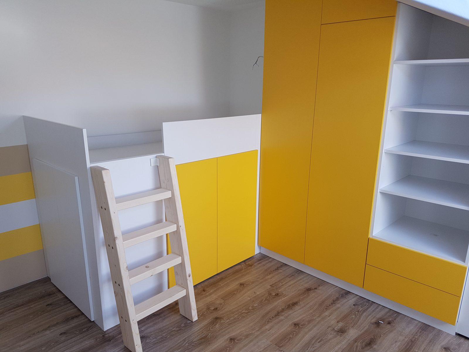 Modern gyerekbútor tervezés